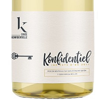 Konfidentiel - Cuvée Konfidentiel
