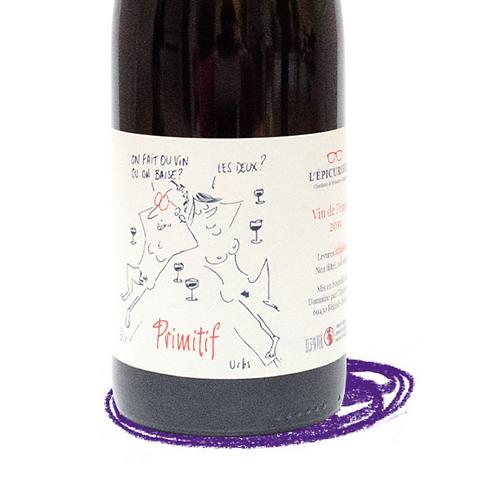 Primitif - Beaujolais primeur - L'épicurieux S. Congretel - 100%Gamay