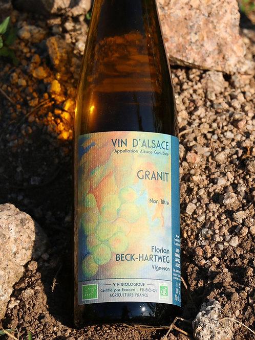 Granit - Domaine Beck-Hartweg - Alsace