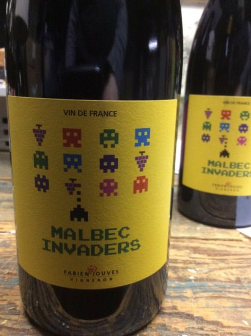 Malbec Invaders - Mas Del Perie - Fabien Jouve - Cahors