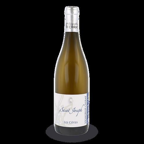 Les Côtes - St Joseph - Vignobles Chirat - Côte du Rhône