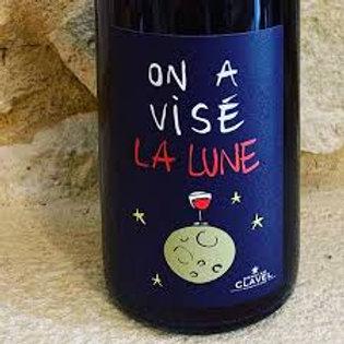 On a visé la Lune - Primeur - Domaine Clavel - Côtes du Rhône