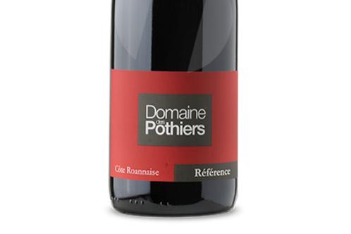 Référence - Domaine des Pothiers - Côte roannaise - Gamay