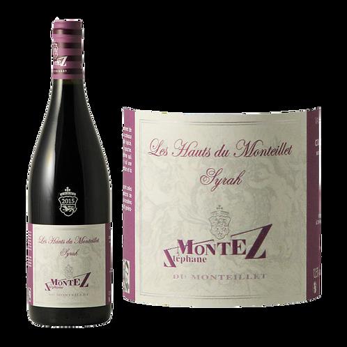 Les hauts de Monteillet - Domaine du Monteillet/Stéphane Montez - Cha