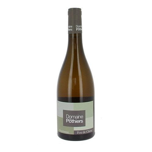 Fou de Chêne - Domaine des Pothiers - Côte Roannaise - Chardonnay