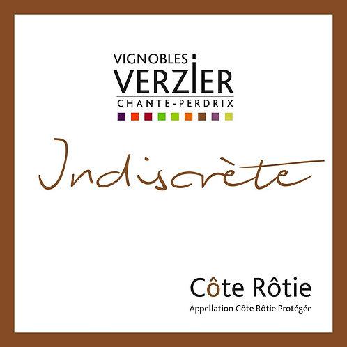 Indiscrète - Côte Rotie - Vignoble Verzier - Chavanay