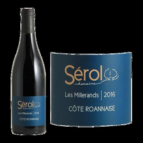 Les Millerand - Domaine Serol - Côte roannaise - Gamay