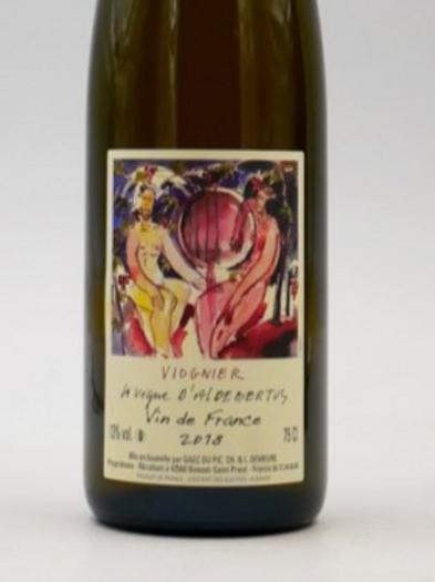 Aldebertus - Domaine Vin & Pic - Vin de pays d'Urfée