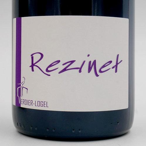 Rezinet - Domaine Verdier-Logel - Côtes du Forez - Gamay