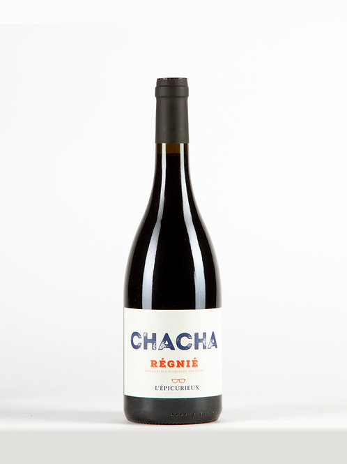 Chacha AOC Régnié - L'épicurieux Sébastien Congretel - 100%Gamay