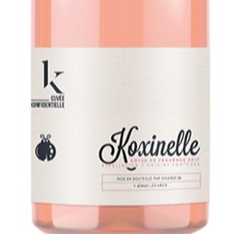 Koxinelle - Cuvée Konfidentielle - Côtes de Provence