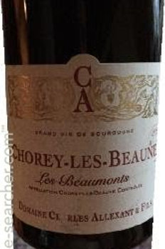 Chorey les Beaune - Pinot noir -  Charles Allexant et fils