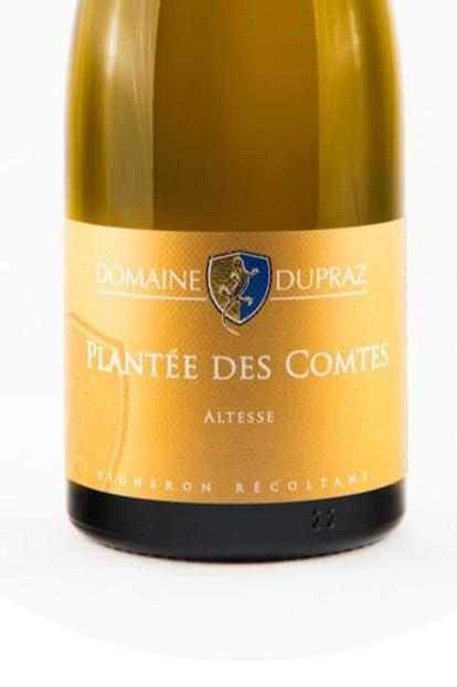 Plantée des Comtes Altesse - Domaine Dupraz - Apremont Savoie