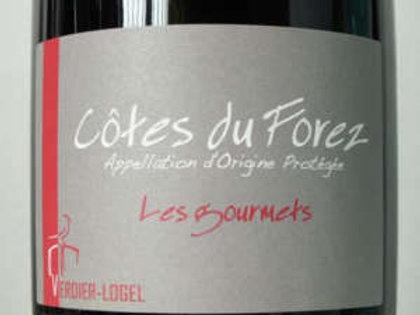 Les Gourmets - Domaine Verdier-Logel - Côtes du Forez - Gamay