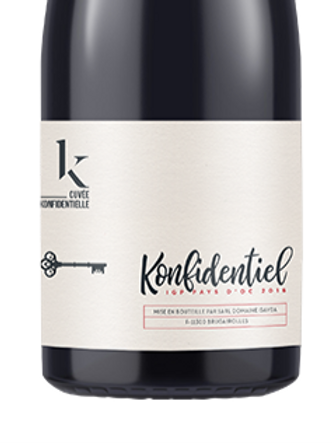 Konfidentiel - Cuvée Konfidentielle