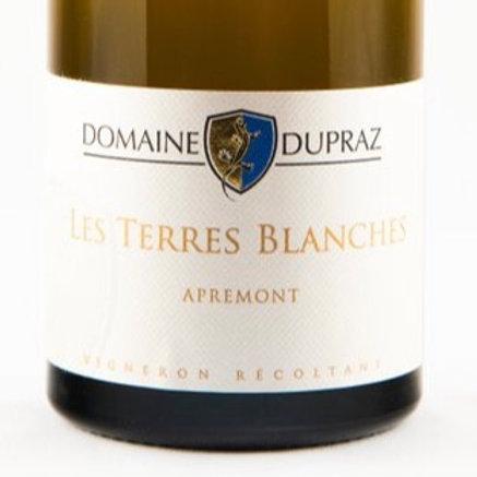 Les Terres Blanches - Domaine Dupraz - Apremont Savoie