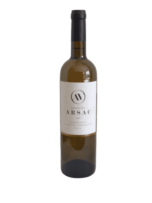 Petite chaumette - Domaine Arsac - Vin d'Ardèche Bio