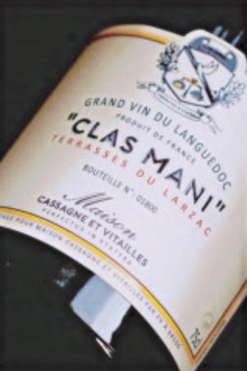 Cuvée Clas Mani - Maison Cassagne et Vitailles