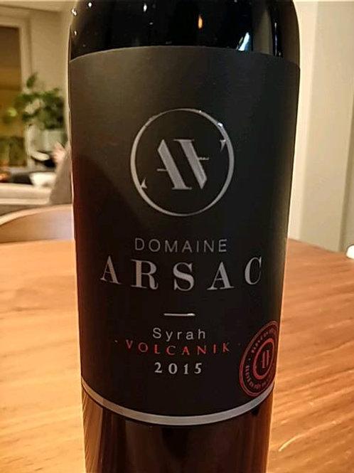 Volcanik - Domaine Arsac - Vin d'Ardèche