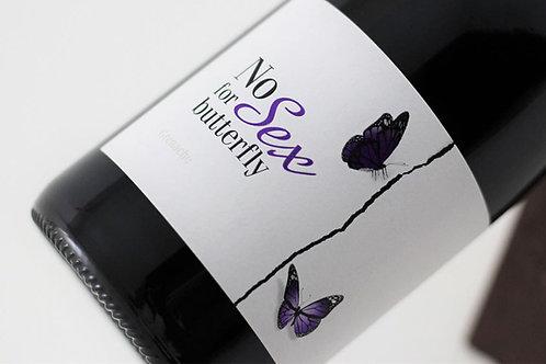 No Sex For Butterfly - Château de Valcombe - Costières de Nimes