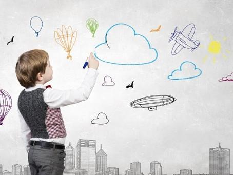 How creative thinking benefits children
