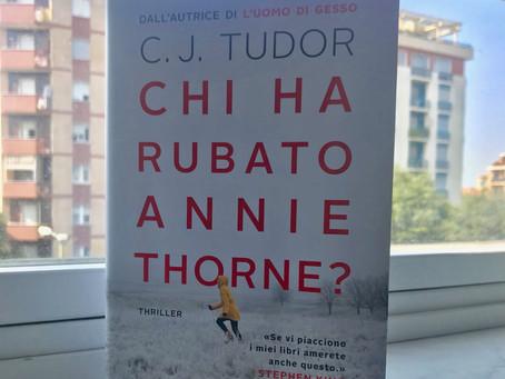Recensione - Chi ha rubato Annie Thorne?