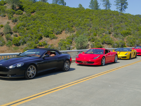 Exotic Car Corporate Events