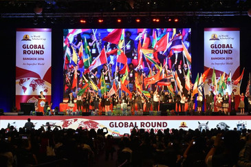 Global Round at Bangkok 2016