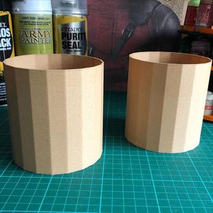 Pots à crayons en filament bois 🌳🖌✏️ F