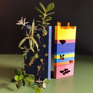Créez votre propre mur végétal afin d'ag