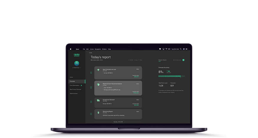 Remi AI Platform