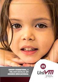 Folder Seguro Educacional UniVM