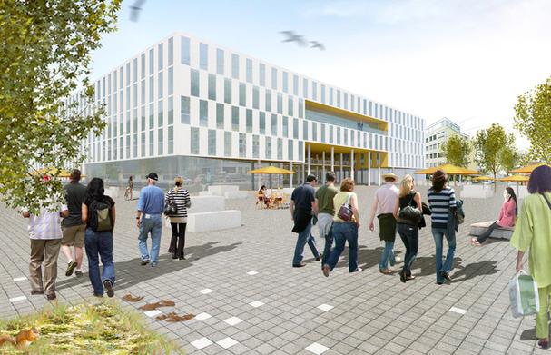 Wettbewerb Campus Biel