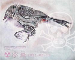 Fukushima bird 3