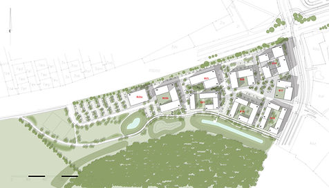Cortex Park Odense Overview