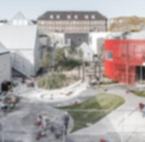 Playground, Kids City in Copenhagen