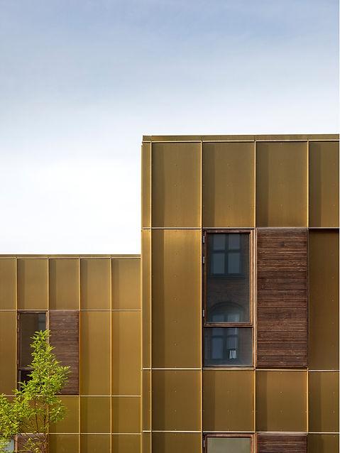Hospice architecture Copenhage