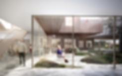 Inside view, Selfoss Care Home
