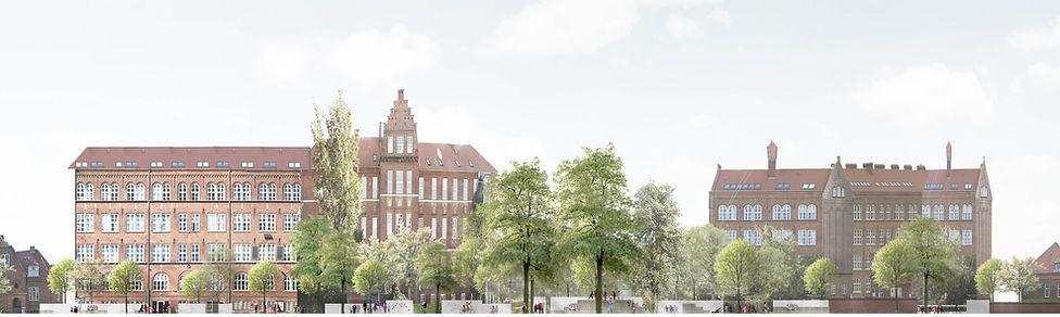Amager Fælled School, Copenhagen