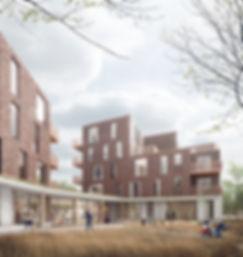 Zedelgem Social Sustainable Housing
