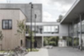 Entrance, Hillerød Healthcare Centre