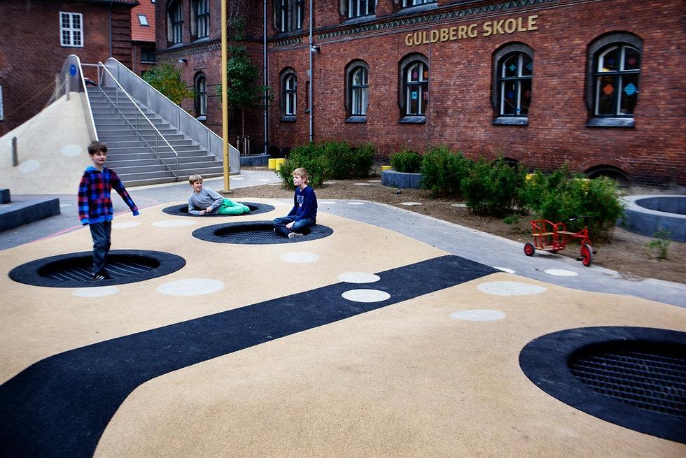Playground School Copenhagen
