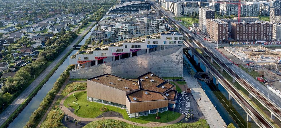 Multi sports facility, Ørestad, Copenhagen