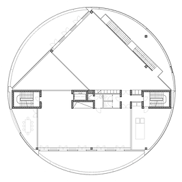 Floorplan, House of Natural Science