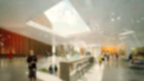 Interior, Culture House