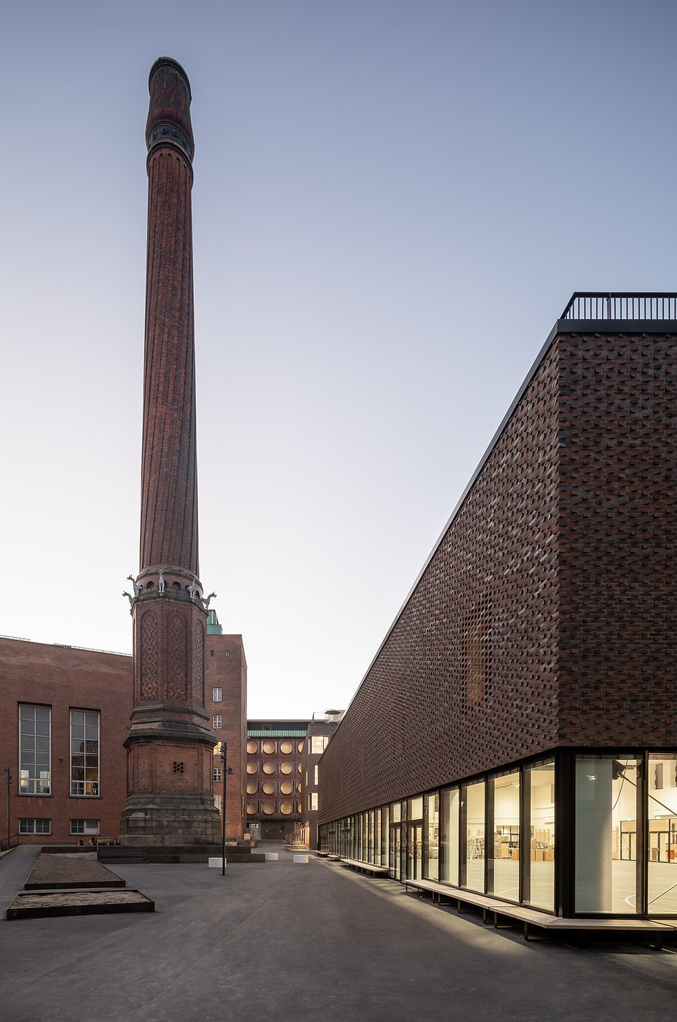 Europaskolen, European School in Carlsberg, Copenhagen
