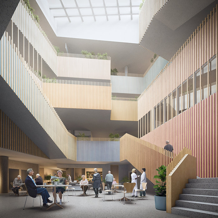 NORD_Lyngdal Healthcare Centre_View 03_A
