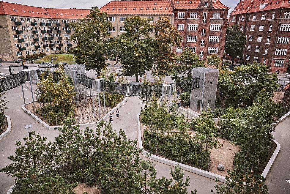 Landscape, Schoolyard