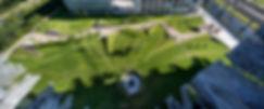 Pocket Park Ørstad. Prism Garden