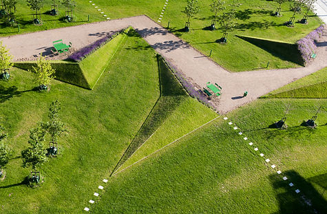 Landscape. Prism Park